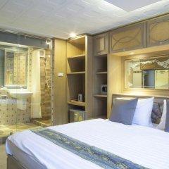 Golden Mountain Hostel Номер Делюкс с различными типами кроватей фото 4