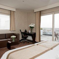 Отель Chambord 3* Полулюкс с различными типами кроватей фото 2