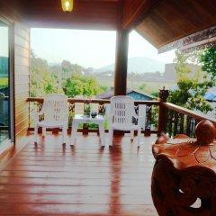 Отель Ruen Tai Boutique балкон