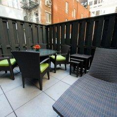 Отель Hilton Garden Inn New York/Central Park South-Midtown West 3* Номер Делюкс с различными типами кроватей фото 5