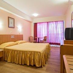 Blue Sky City Beach Hotel 4* Стандартный номер с различными типами кроватей фото 10