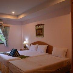 Отель Seven Oak Inn 2* Стандартный семейный номер с двуспальной кроватью фото 12