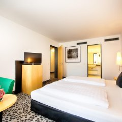 Отель ACHAT Plaza Frankfurt/Offenbach 4* Номер Бизнес с различными типами кроватей фото 2