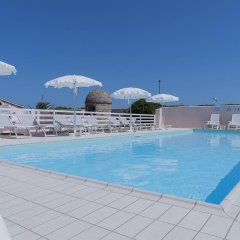 Отель Lido Azzurro Италия, Нумана - отзывы, цены и фото номеров - забронировать отель Lido Azzurro онлайн бассейн фото 2