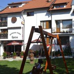Отель Family House Oreha детские мероприятия