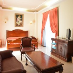 Grand Hotel Palladium Santa Eulalia del Rio 5* Улучшенный номер с различными типами кроватей фото 4