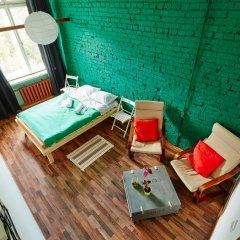 Hostel 5th Floor Стандартный номер с разными типами кроватей фото 2