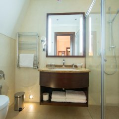 Отель Romance Puškin 4* Представительский люкс с различными типами кроватей фото 6