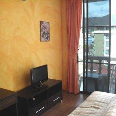 Отель Natural Mystic Patong Residence 3* Студия с различными типами кроватей фото 8