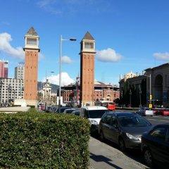 Отель Apartamento Gran Via Fira Montjuic Испания, Барселона - отзывы, цены и фото номеров - забронировать отель Apartamento Gran Via Fira Montjuic онлайн фото 3