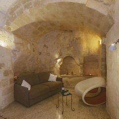 Отель SASSI Матера комната для гостей фото 2