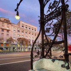 Отель Mandarin Oriental Barcelona фото 4