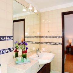 Отель Pine Cliffs Resort Португалия, Албуфейра - отзывы, цены и фото номеров - забронировать отель Pine Cliffs Resort онлайн ванная