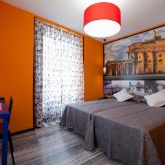 Отель JC Rooms Santo Domingo 3* Представительский номер с различными типами кроватей фото 2