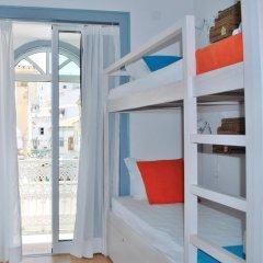 Ale-Hop Albufeira Hostel Кровать в общем номере с двухъярусной кроватью фото 6