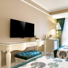 Отель Metropolitan Hotels Taksim 4* Стандартный номер с различными типами кроватей фото 5