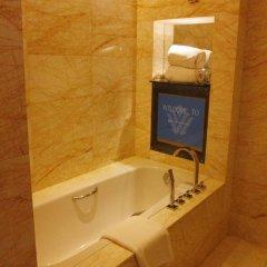 Отель Wyndham Grand Plaza Royale Oriental Shanghai Китай, Шанхай - отзывы, цены и фото номеров - забронировать отель Wyndham Grand Plaza Royale Oriental Shanghai онлайн ванная