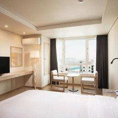 Crown Harbor Hotel Busan 3* Номер Делюкс с различными типами кроватей фото 5