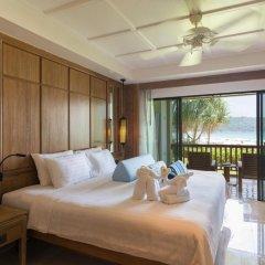 Отель Katathani Phuket Beach Resort 5* Люкс Премиум с различными типами кроватей фото 6
