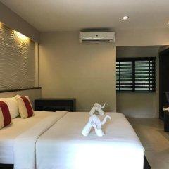 Отель Sarikantang Resort And Spa 3* Стандартный номер с различными типами кроватей фото 5