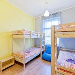 Хостел Порт на Сенной Кровать в общем номере с двухъярусной кроватью
