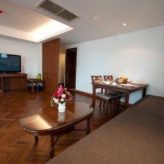 Отель The Grand Sathorn 3* Представительский люкс с различными типами кроватей фото 8