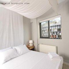 Апартаменты Live in Athens, short stay apartments комната для гостей фото 6