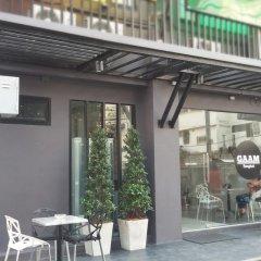 Gaam Hotel Бангкок питание
