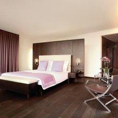 Отель The Dolder Grand 5* Номер Делюкс с двуспальной кроватью фото 3