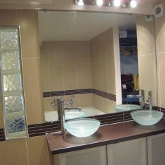 Отель Montgolfier Apartment Франция, Париж - отзывы, цены и фото номеров - забронировать отель Montgolfier Apartment онлайн ванная