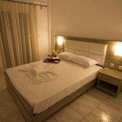 Отель Porto Psakoudia комната для гостей фото 4