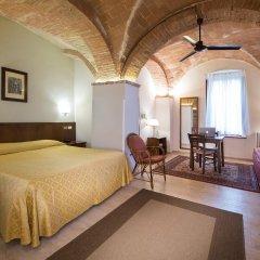 Отель Tenuta Decimo - Villa Dini Италия, Сан-Джиминьяно - отзывы, цены и фото номеров - забронировать отель Tenuta Decimo - Villa Dini онлайн комната для гостей фото 3