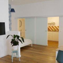 Отель Vienna Vintage Apartment Австрия, Вена - отзывы, цены и фото номеров - забронировать отель Vienna Vintage Apartment онлайн комната для гостей фото 2