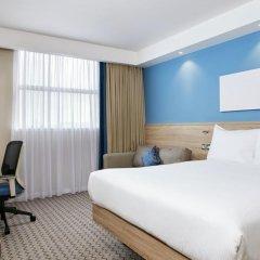Отель Hampton by Hilton Glasgow Central 3* Стандартный номер с двуспальной кроватью фото 3
