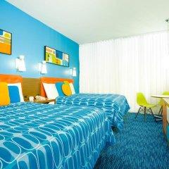 Отель Universals Cabana Bay Beach Resort 3* Люкс с различными типами кроватей фото 3