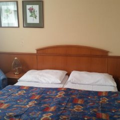 Отель Kavalir 3* Стандартный номер с двуспальной кроватью фото 5