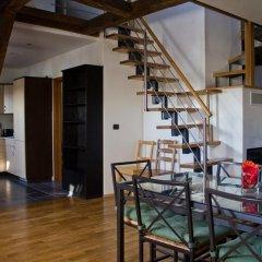 Апартаменты Charles Bridge Apartments Улучшенные апартаменты с различными типами кроватей фото 9