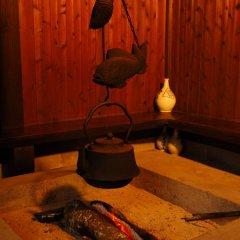 Отель Ryokan Yunosako Япония, Минамиогуни - отзывы, цены и фото номеров - забронировать отель Ryokan Yunosako онлайн гостиничный бар