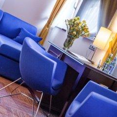 Отель Palazzo Rosso Польша, Познань - отзывы, цены и фото номеров - забронировать отель Palazzo Rosso онлайн комната для гостей фото 12