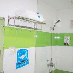 Отель 7 Days Inn Qingyuan City Plaza Branch ванная