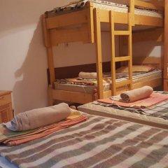 Отель Gulliver Кровать в общем номере с двухъярусной кроватью фото 5
