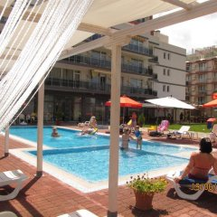 Отель Aparthotel Cote D'Azure бассейн фото 2