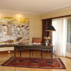 Отель Hotell Refsnes Gods 4* Люкс с различными типами кроватей фото 6