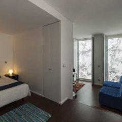 Отель Fine Arts Guesthouse 4* Студия с различными типами кроватей фото 3