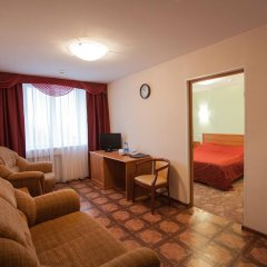 Airport Hotel Ufa Уфа комната для гостей