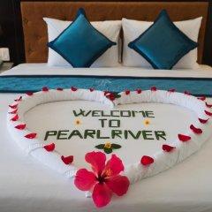 Pearl River Hoi An Hotel & Spa 3* Улучшенный номер с различными типами кроватей фото 4