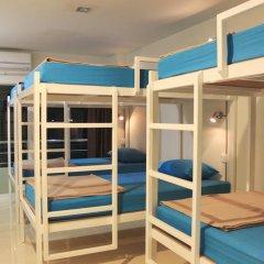 Ananas Phuket Central Hostel Пхукет комната для гостей фото 2