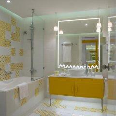 Отель Radisson Blu Resort & Thalasso, Hammamet 5* Стандартный номер с различными типами кроватей фото 11