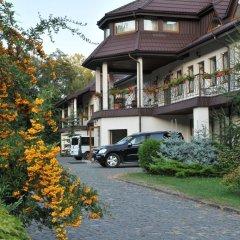 Гостиница Troyanda Karpat парковка