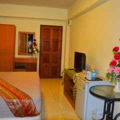 Отель Silver Gold Garden Suvarnabhumi Airport 3* Улучшенный номер с различными типами кроватей фото 10